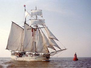 """Galjas charterschip """"KOH-I-NOOR"""""""