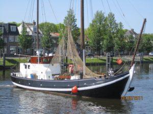Noordzeebotter 15.50 – UK 91